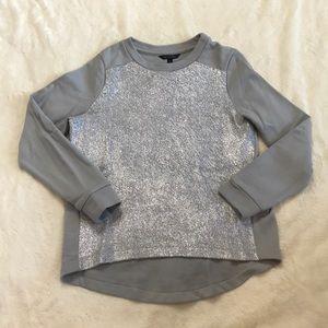 Banana Republic High-Low Sweatshirt